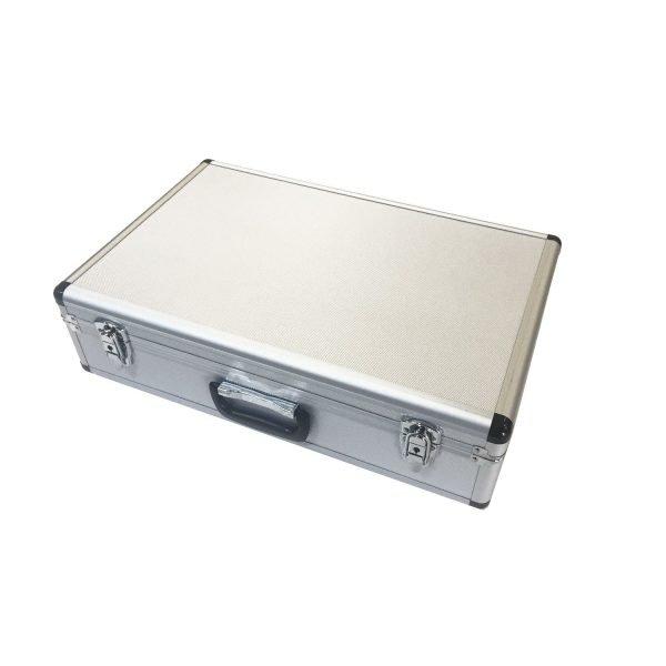 Alumiinisalkku 550x350x140mm