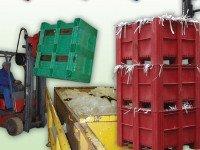Jätteenkäsittely- ja kierrätysala