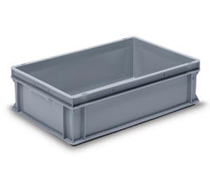 Muovilaatikko, 600x400x170
