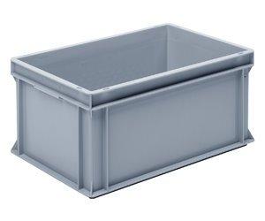 Muovilaatikko, 600x400x278