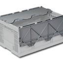 Kokoontaitettavan muovilaatikkon kansi 600×400