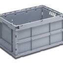 Kokoontaitettava muovilaatikko 600x400x300