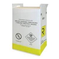 60 litrainen un-hyväksytty riskijäteastia biojätteelle