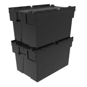Kannellinen muuttolaatikko 600x400x365