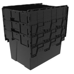 Kannellinen muuttolaatikko 600x400x400