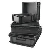 ESD -laatikot, -kannet ja -pehmusteet