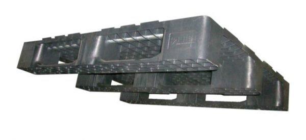 Muovinen kuormalava 800x1200x152, 1500/2500 kg
