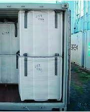 Muovinen suursäkkilava 1100x1100x85, 2000 kg