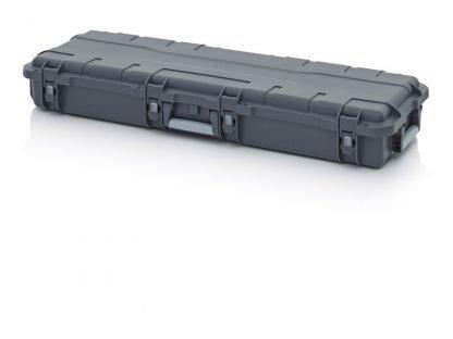 Suojaava muovisalkku 1200x400x168mm