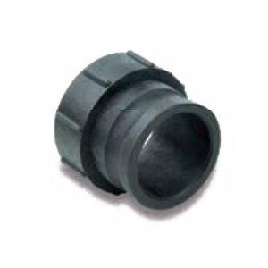 """IBC-kontin adapteri S100X8 x 3"""" Camlock"""