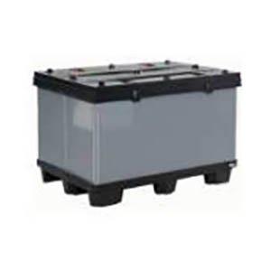 Kokoontaittuva kuormalavalaatikko 800x600x105