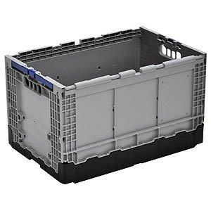 Kokoonmenevä muovilaatikko 600x400x340