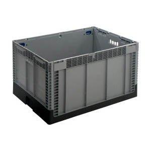 Kokoonmenevä muovilaatikko 800x600x465