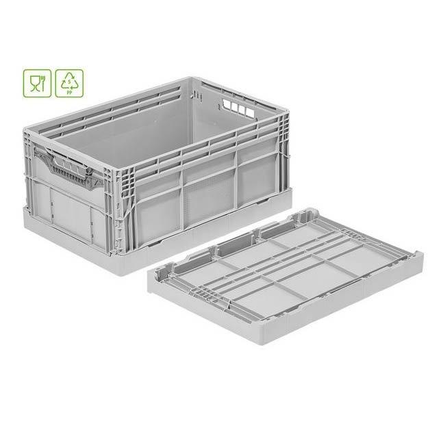 Kokoonmenevä muovilaatikko, 600x400x285