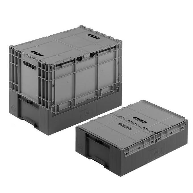 Kokoonmenevä muovilaatikko, 600x400 - 600x400, 440